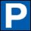 parcheggio privato/adiacente