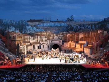 CARMEN anfiteatro ARENA DI VERONA
