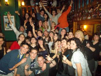 ERASMUS GOURMET NIGHT campus pub