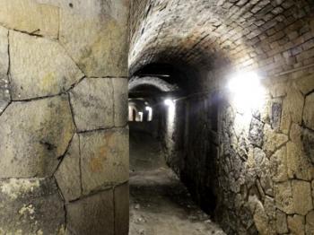 PORTA PALIO visita alle gallerie sotterranee