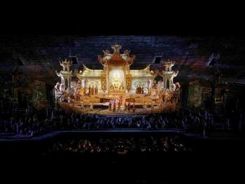TURANDOT anfiteatro Arena Verona
