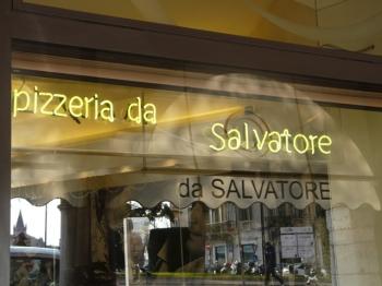 PIZZERIA DA SALVATORE verona