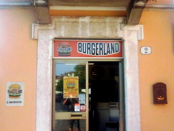 BURGERLAND PARONA