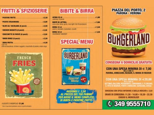 BURGERLAND PARONA menu 02