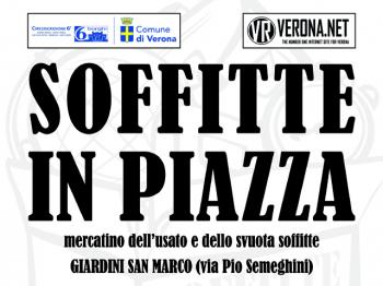 SOFFITTE IN PIAZZA estate 2019