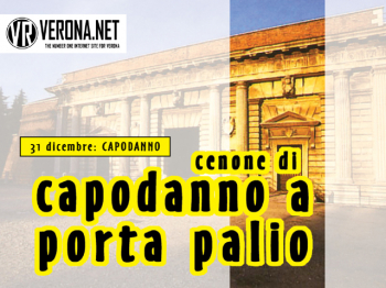 CAPODANNO A PORTA PALIO 31.12.2019