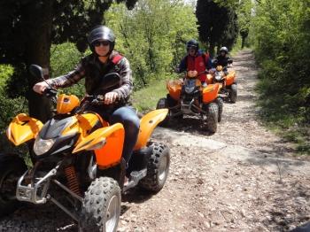 VALPOLICELLA ADVENT TOUR quad