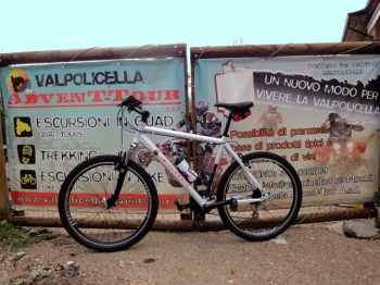 VALPOLICELLA ADVENT TOUR mountain bike