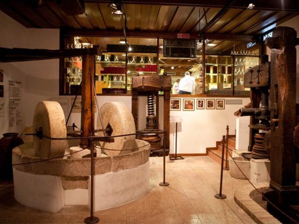 CISANO | museo dell'olio |