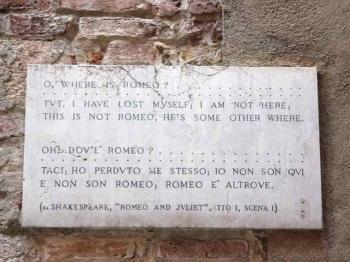 CASA DI ROMEO verona
