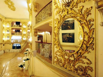 TEATRO FILARMONICO verona (foyer)