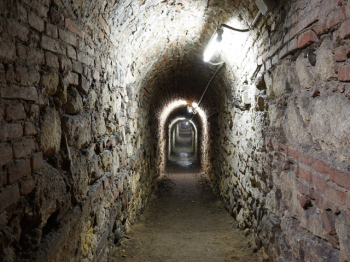 PORTA PALIO Verona (gallerie sotterranee)
