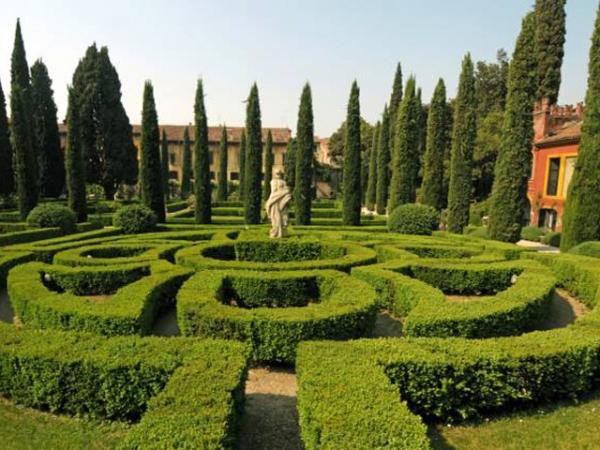 monumenti di verona giardino giusti