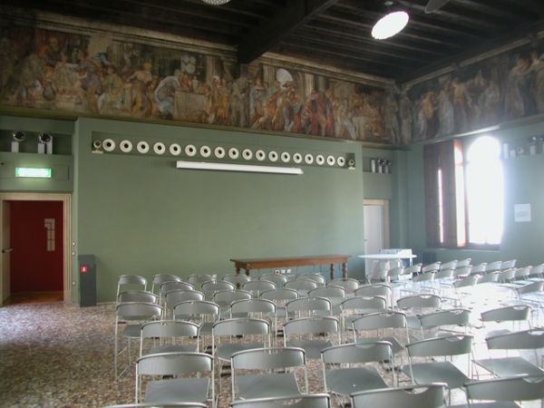 BIBLIOTECA CIVICA di Verona | sala Farinati |