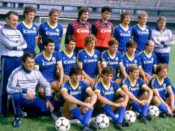 HELLAS VERONA 1984-1985