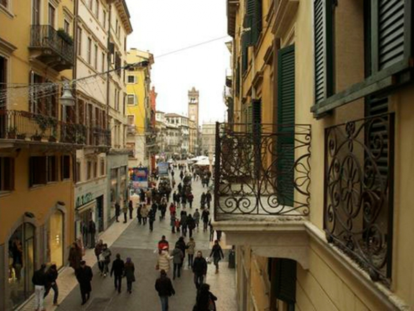 VIA CAPPELLO verona