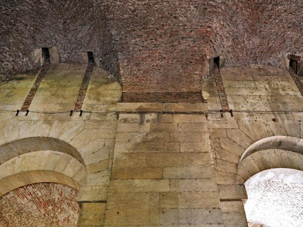 PORTA PALIO Verona (atrio interno)
