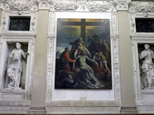 MUSEO AFFRESCHI CAVALCASELLE verona