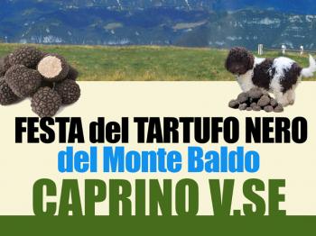 FESTA DEL TARTUFO NERO del Monte Baldo