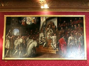 DEDIZIONE DI VERONA A VENEZIA di Jacopo Ligozzi
