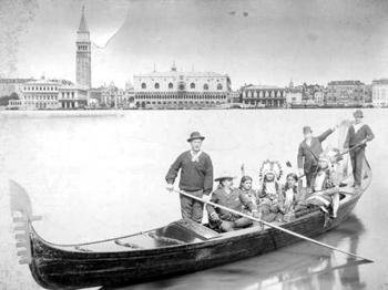 BUFFALO BILL a Venezia