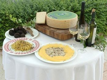 VINO SOAVE e piatti tipici del territorio