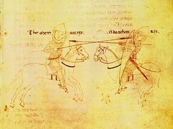 ODOACRE E TEODORICO nel Codice Palatino