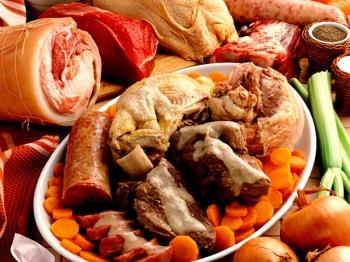 BOLLITO DI CARNE ingredienti