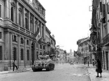 CORSO CAVOUR nella 2 Guerra Mondiale