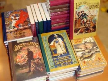 EMILIO SALGARI alcuni dei suoi libri