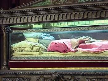 CHIESA SAN ZENO corpo di San Zeno
