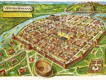 VERONA ROMANA ricostruzione