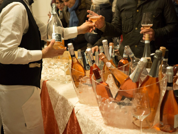 vino BARDOLINO CHIARETTO SPUMANTE