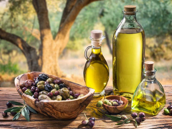 Olio di Oliva EXTRAVERGINE GARDA DOP