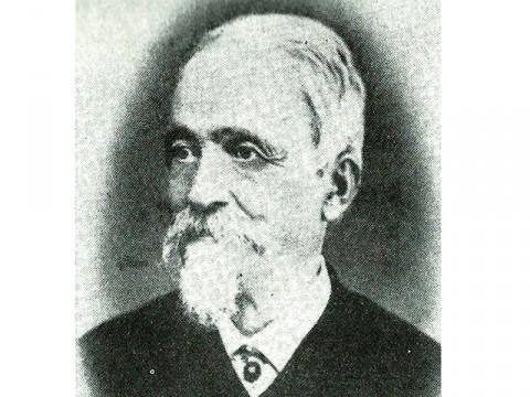 GIULIO CAMUZZONI sindaco di verona 1867-1883