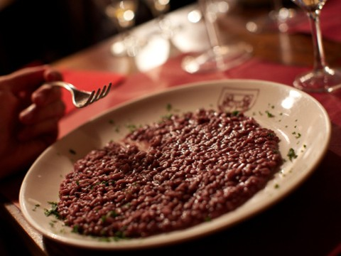 RISOTTO ALL'AMARONE