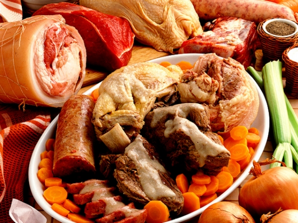 BOLLITO DI CARNE ingredienti
