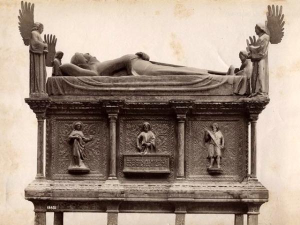 ARCHE SCALIGERE tomba di Mastino II