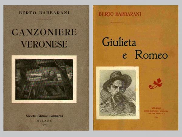 BERTO BARBARANI alcuni libri