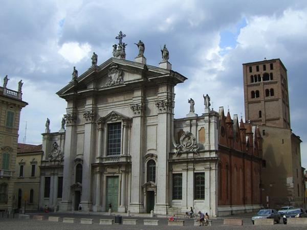 PAOLO CALIARI duomo di Mantova