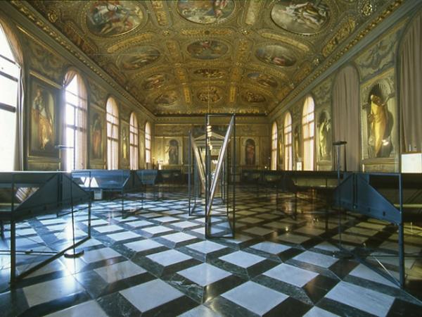 PAOLO CALIARI biblioteca Marciana