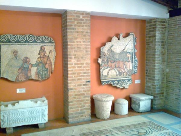 MUSEO ARCHEOLOGICO verona